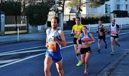 Marathon de La Rochelle 2017, quatrieme, Laia Andreu, Catalunya, 2h45,39 Premiere européenne