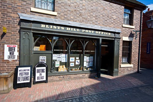 Blists Hill Victorian Town Museum