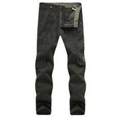 Men Cargo Khaki Army Green Pants Big Side Pockets Plus Size Zipper Cotton Trousers (1093665) #Banggood (SuperDeals.BG) Tags: superdeals banggood clothing apparel men cargo khaki army green pants big side pockets plus size zipper cotton trousers 1093665