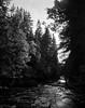 Zemská Brána, Czech Republic. (wojszyca) Tags: intrepid camera 4x5 largeformat fujinon sw 90mm foma retropan 320 soft hc110 gossen lunaprosbc epson v800 nature forest river mountains theintrepidcamera