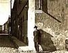 sc000cf7f1, rare vintage photograph: Franz Kafka (THE ART OF STEFAN KRIKL) Tags: hopscotch vintage bw kafka