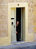 Mdina, Malta - Sept 2017 (Keith.William.Rapley) Tags: keithwilliamrapley rapley 2017 door localresident oldlady doorway ancientcapital fortifiedcity city walledcity mdina mesquitastreet