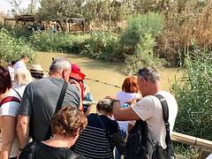 7 - Zarándokok a Jordán folyónál - keresztségi fogadalom megújítása / Pútnici pri rieke Jordán - obnovenie krstných sľubov