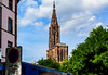 Strasbourg Cathedral (Brian Out and About) Tags: churches cathedrals strasbourg france architecture gothic nikon dslr travel explore