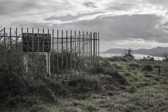 Aircraft Safety Aid (Walt vd Hoeven) Tags: dublin ireland ierland weekend trip guinness rain sea wind