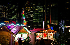 Vancouver Christmas Market 2017 (TOTORORO.RORO) Tags: bc canada greatervancouver britishcolumbia colors vancouver night city light downtown travel vancouverchristmasmarket event people happy warm cold winter holiday xmas decorating handmade craft