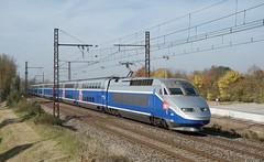 TGV RD 608 (SylvainBouard) Tags: railway train sncf tgv tgvrd