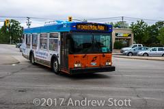 Winnipeg Transit (awstott) Tags: winnipegtransit bus newflyer d30lf transit new flyer 947