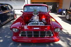 1956 Chevrolet (bballchico) Tags: 1956 chevrolet pickuptruck 540dart1000hp goodguys carshow boblinger terrylinger
