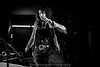 The Hungry Ghosts (Indie Images) Tags: birminghamreview indieimagesphotography thehungryghosts xmasbash blackandwhitephotograph monochrome rockband