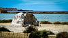 Salt heap (with flamingos) ((Imagine) 2.0) Tags: explored nikond7500 nikon nikkordx1680mmf2840 2017 sicilia sicily tourism travel landscapes scenery waterscapes
