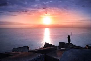 Early morning catch / Primera pesca matutina