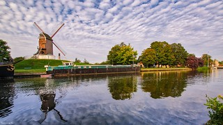 Windmill Bruges (BE) - 4042