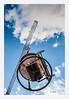 Achtung! (K.Rahn) Tags: aufheben bau baukran baustelle bewegen bewegung blau deutschland drausen drehkranz drehwerk dreidimensionale funk funksteuerung gelb grün gütern hacken hebemaschine heben himmel hoch hochbau hochheben hochnehmen hochziehen horizontal im freien katzausleger kraft kran last lasten laufkatzausleger laufkatze maschine maschinenbau oben obendrehender steuern technik technische turmdrehkran turmkran verladen verladung verlastung vertikal waagerecht werft
