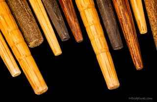 Chopstick tips