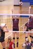 IMG_7709 (SJH Foto) Tags: girls volleyball high school garnet valley hempfield hs team net battle spike block action shot jump midair burst mode