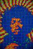 Invader (dprezat) Tags: invader spaceinvader jimihendrix hendrix paris laérosol streetart street art graf tag pochoir peinture aérosol bombe spray hangar sncf nikond800 nikon d800