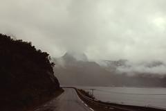 (Sofia Podestà) Tags: sofia podestà sofiapodestà sofiapodesta norway nature landscape summer 2017 arctic nordland lofoten clouds rain atmosphere road cabin