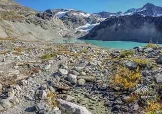 GARIBALDI PROVINCIAL PARK - Wedgemont  Alpine Lake, Whistler, BC, Canada