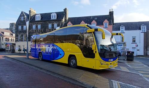 Stagecoach 54821 YX67 UPJ