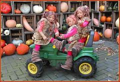 Wir sind vorgefahren ... (Kindergartenkinder) Tags: kindergartenkinder annette himstedt dolls sanrike annemoni tivi hofladen kürbis