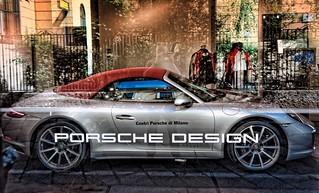 Selfie with Porsche