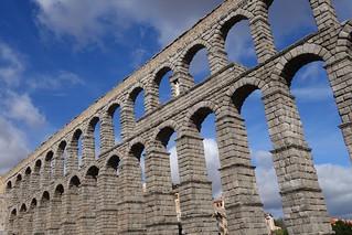 Segovia y su imponente acueducto