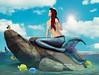 Ariel (Saori Rotaru (SL Name)) Tags: ariel littlemarmeid marmeid siren secondlife