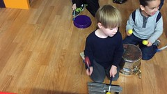 """Paul Plays the Xylophone at the DuPage Children's Museum • <a style=""""font-size:0.8em;"""" href=""""http://www.flickr.com/photos/109120354@N07/38376335941/"""" target=""""_blank"""">View on Flickr</a>"""
