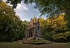 Mausoleo (AIIex) Tags: cahen nikon d90 sigma sasseto boscodelsasseto bosco wideangle mausoleo tomba lazio torrealfina italy tomb