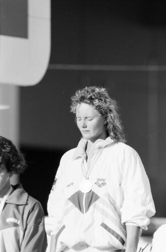 299 Swimming EM 1991 Athens