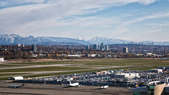 Vancouver Airport (atcogl - ATC @ YYZ) Tags: yvr cyvr vancouver richmond bc canada britishcolumbia seaisland aircraft airliner airplane plane aeroplane aviation avion flugzeug aviacion aviones aereo avioes 5dmarkiv mountains skyline 24105f4lis city cityscape canon eos
