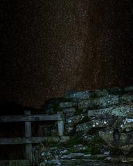 Hadrian's Wall & the Milkyway (Blrryi) Tags: northumbria blrryi fujixe2 fujix 35mmf2 travel landscape stars sky