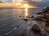 Low Tide at El Matador Beach (Eric Zumstein) Tags: elmatador malibu california unitedstates us drone
