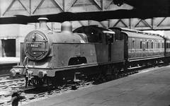 notts - lms 2012 nottingham lms (johnmightycat1) Tags: railway lms flatiron midland clerestorycoachukstock mr midlandrailway 19thcentury mr30263055