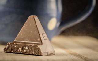My piece of Toblerone for Macro Mondays 'stone rhyming zone'