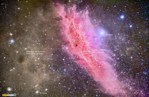 California Nebula - NGC 1499