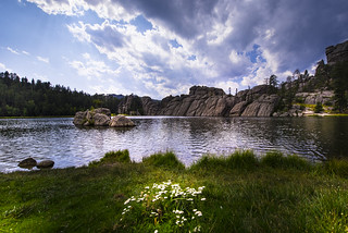 Sylvan Lake - Custer State Park - South Dakota - USA