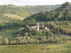 Orvieto (michael kogan) Tags: landscape architecture nature medieval abbey italy greenhill