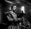 Bagpipes (DeeBeeDoop) Tags: music concert bagpipes musician live show blackandwhite bw digital