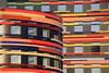 BSU Hamburg (Elbmaedchen) Tags: bsu hamburg wilhelmsburg architektur behörde architecture lines stripes colours
