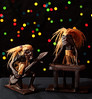 ROCK 'N' ROLL IS ALIVE!!! (aika217) Tags: rock n roll is alive canon eos 77d wooden figures wood music concert scene 500 mm
