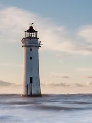 Perch Rock Lighthouse-3 (andyyoung37) Tags: merseyside newbrighton perchrocklighthouse uk sunset wallasey england unitedkingdom gb