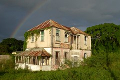 Rainbow Decay