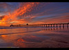Watch more sunsets than Netflix (Sam Antonio Photography) Tags: imperialbeach sandiego beach sunset sky pier water sea sand california nature pacific travel summer beautiful surf ocean colorful sunlight evening vacation orange reflection longexposure leisure background holiday landscape outdoor bridge blue relaxation red dusksky tranquil seascape shoreline sunsetbeach southerncalifornia westcoast samantoniophotography