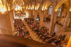 Concert pour les 500 ans du Havre à la cathédrale (jérémydavoine) Tags: cathedral cathédrale cathédralenotredame église églisenotredame architecture lehavre seinemaritime normandie orgue orgues organ monumenthistorique monument unesco