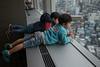 fallen angels (kasa51) Tags: people child children boy observationtower tokyo japan 堕天使
