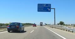 A-23-71 (European Roads) Tags: a23 huesca zuera zaragoza españa aragón spain autovía
