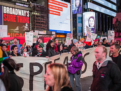 4N3A5476 (WorkingFamiliesParty) Tags: actupnewyork act up newyork ny protest hiv aids timessquare action community decriminalize international problem people united