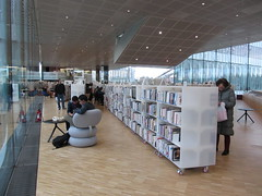 IMG_2438 (Aalain) Tags: caen tocqueville bibliotheque